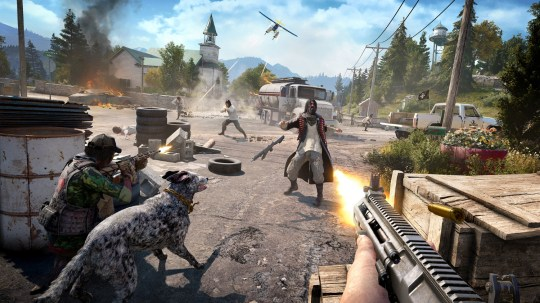Far Cry 5 Update Fixes Gameplay Bugs And Co Op Issues Patch