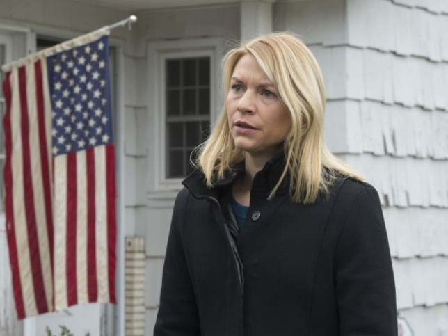 Who is in the Homeland cast and how many episodes are in