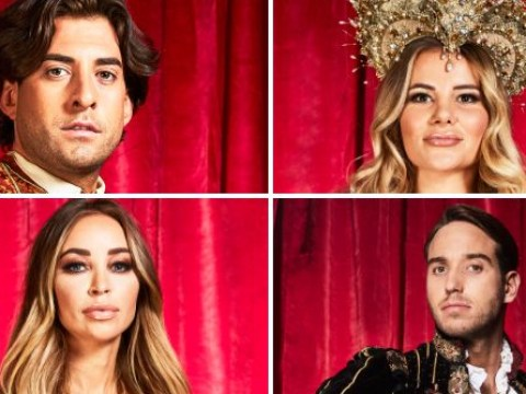 The cast of Towie have gone all Shakespearian in new promo pics