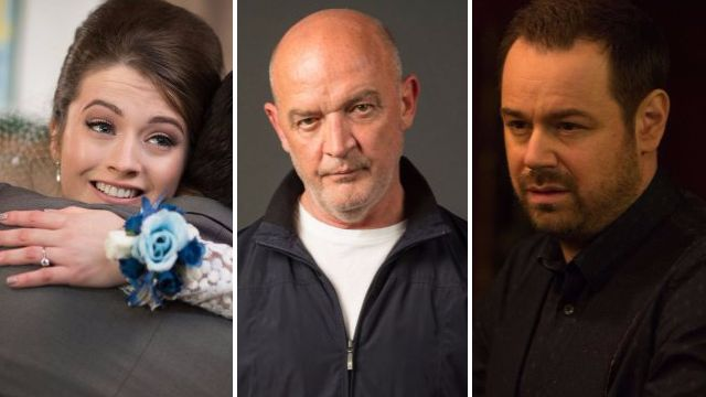 Soap spoilers: EastEnders and Coronation Street death twists for Mick and Aidan, Emmerdale Joe Tate attack, Hollyoaks Lily wedding