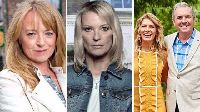 Soap returns in EastEnders, Coronation Street and Emmerdale