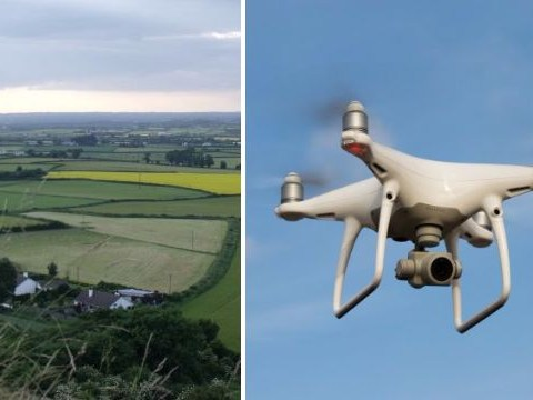 Drones sent in to catch fly-tippers in the act