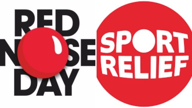 Red Nose Day. Sport Relief