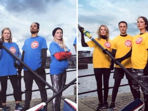 BBC and ITV set to go head to head in Sport Relief's 'Clash of the Channels' boat race