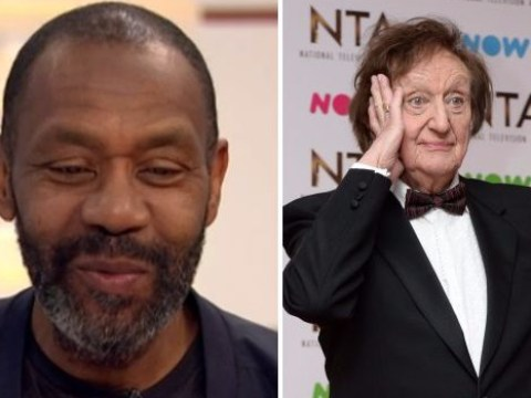 Sir Lenny Henry pays touching tribute to Sir Ken Dodd ahead of the comedian's funeral