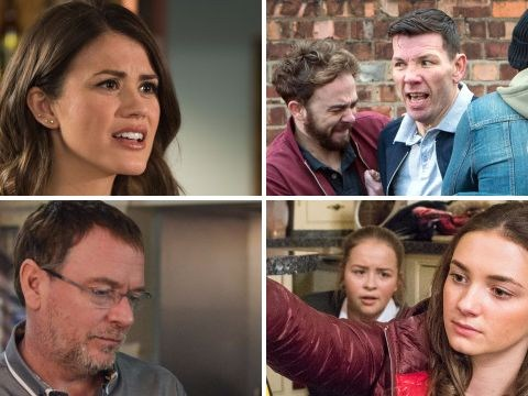 25 soap spoilers: Coronation Street rape horror, EastEnders death, Emmerdale collapse, Hollyoaks cancer lie