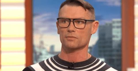 John Partridge reveals secret testicular cancer battle: 'I couldn't speak about it'