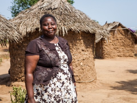 Joyce was raped, fell pregnant and was forced to marry her rapist, now she's helping others get justice