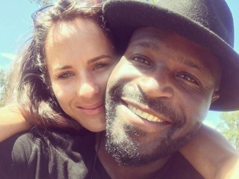 The X Factor star Kevin Davy White is engaged to girlfriend Amy Carter