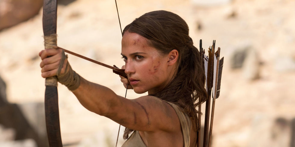 Tomb Raider UK release date, trailer, running time and who joins Alicia Vikander in cast