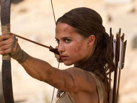 Tomb Raider review: A fun but thoughtless action movie