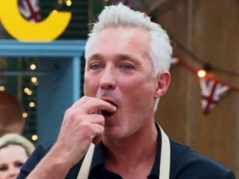 Martin Kemp 'bites Tony Hadley's head off' in Celebrity Bake Off swipe at Spandau Ballet singer