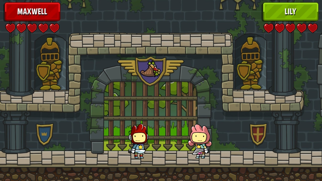 Scribblenauts Showdown (NS) - Scribblenauts letdown, more like