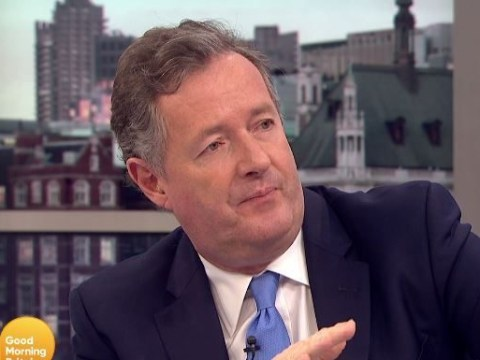 Where is Piers Morgan today and when is he back on Good Morning Britain?