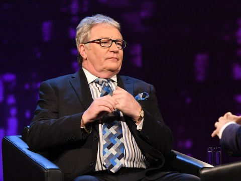 Jim Davidson awkwardly goes silent when asked if he'll stay with his fourth wife