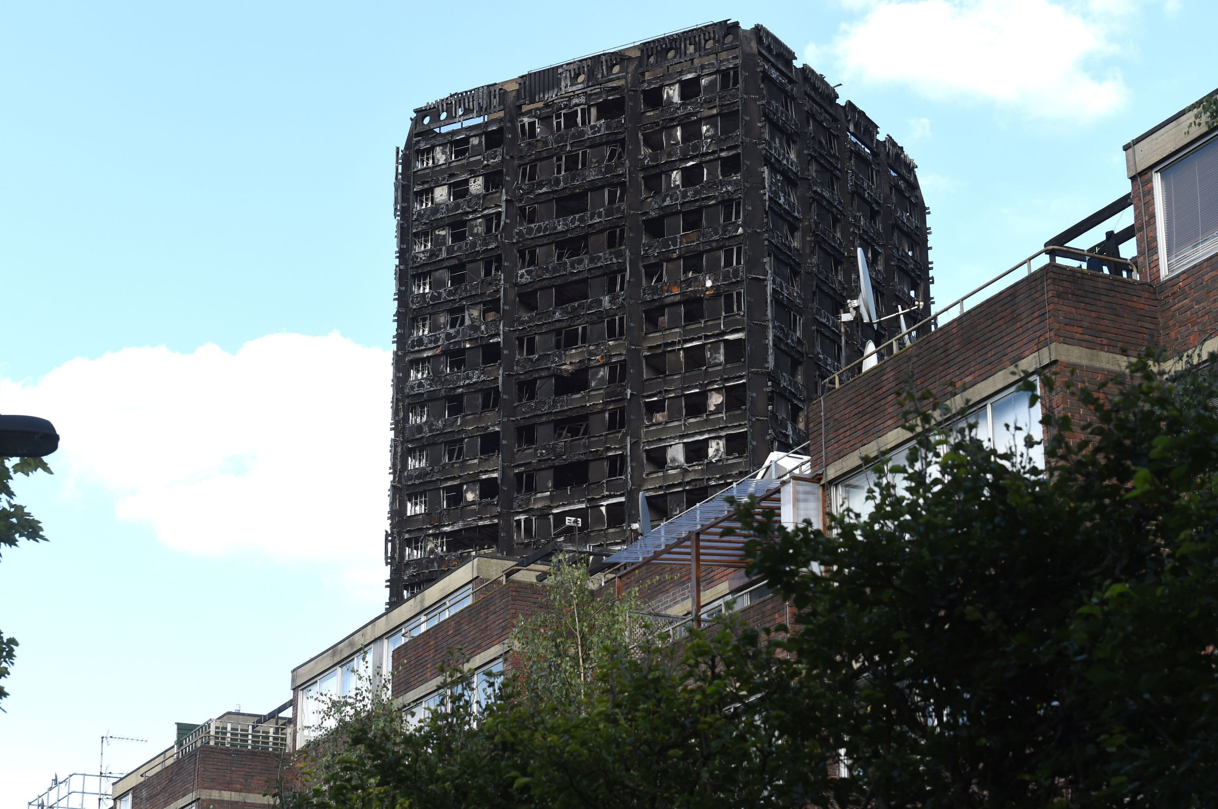 Grenfell Tower flat doors fail a fire test that proves they were not fit for purpose