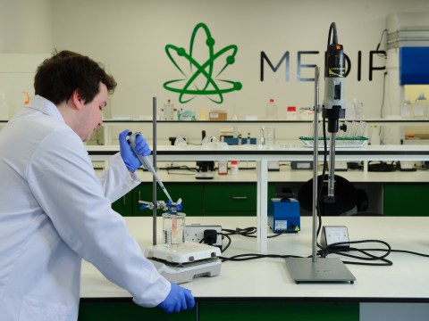 Could cannabis help cure lung cancer? This man thinks so – and he's already spent £1.5m on research
