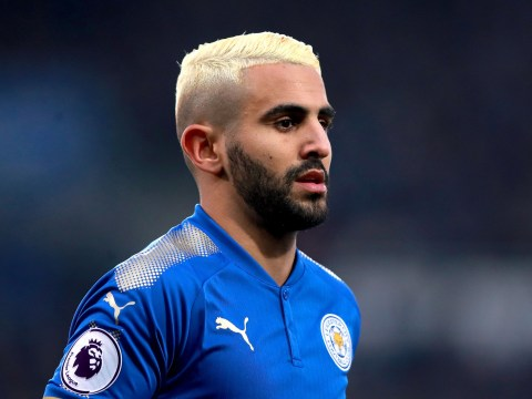 Manchester City believe they are set to sign Leicester's Riyad Mahrez for £65 million