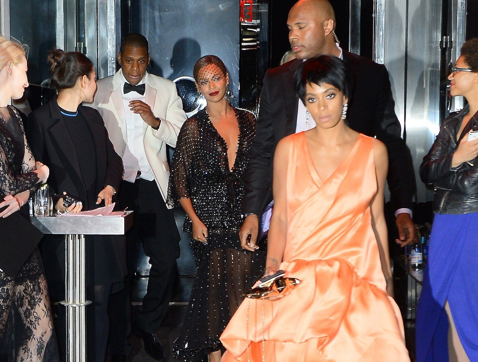 Beyonce's dad Mathew Knowles savagely admits he 'laughed so hard' at Solange and Jay-Z elevator fight