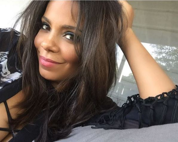 Who is Sanaa Lathan and is she the mystery person who bit Beyonce?