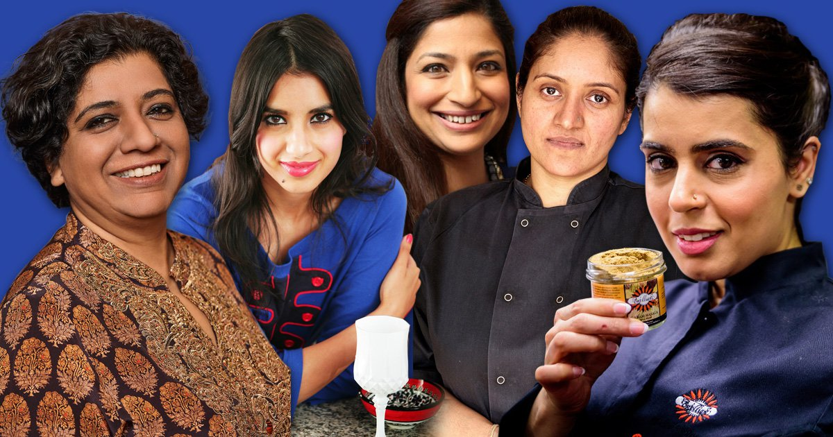 Meet 5 Indian women shaking up London's food scene