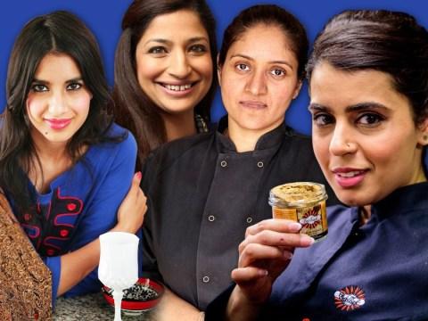 Meet 5 Indian women shaking up London's food scene