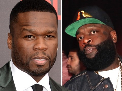 50 Cent savagely trolls Rick Ross: 'If he dies, he dies'