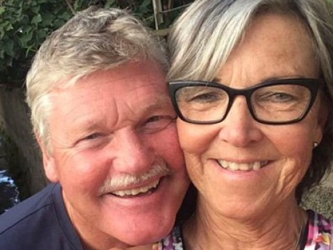 Girlfriend of grandad swept out to sea describes agony of days since he vanished
