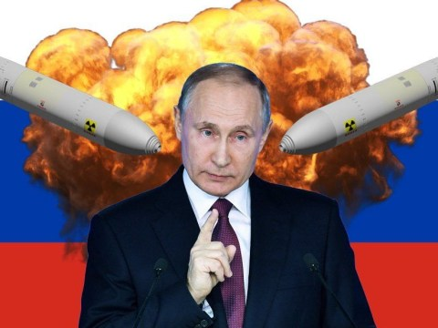 Putin could destroy UK and America without using new 'invulnerable' hypersonic nuclear weapons, military analyst warns
