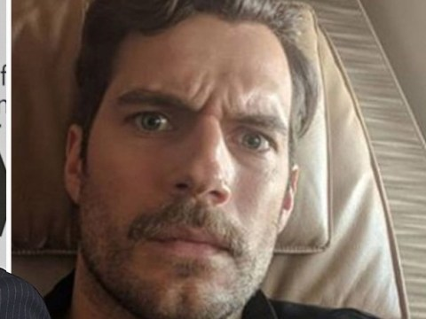 Henry Cavill left very confused after discovering he 'died' two days ago