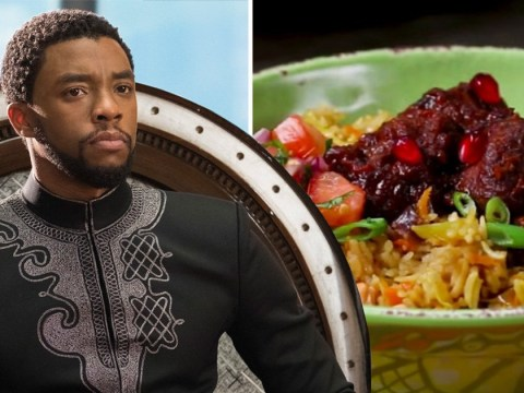 Black Panther fans can now dine on King T'Challa's native cuisine thanks to one Marvel comic book writer