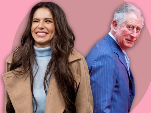 Prince Charles is as confused as all of us by Cheryl's ever-changing surname