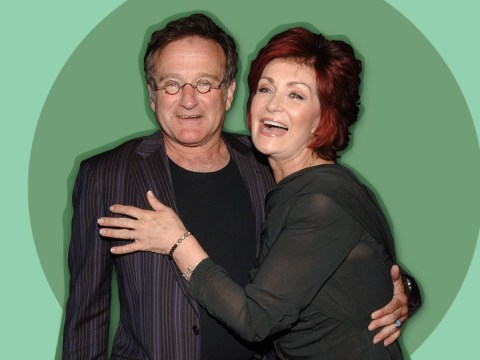 Sharon Osbourne credits Robin Williams for helping her survive colon cancer by dropping everything to make her laugh