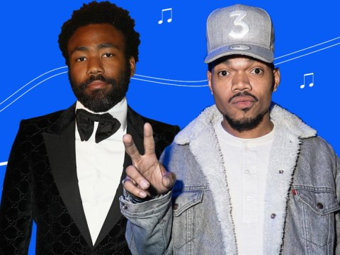 Chance the Rapper teases new music with Donald Glover after recording in Atlanta