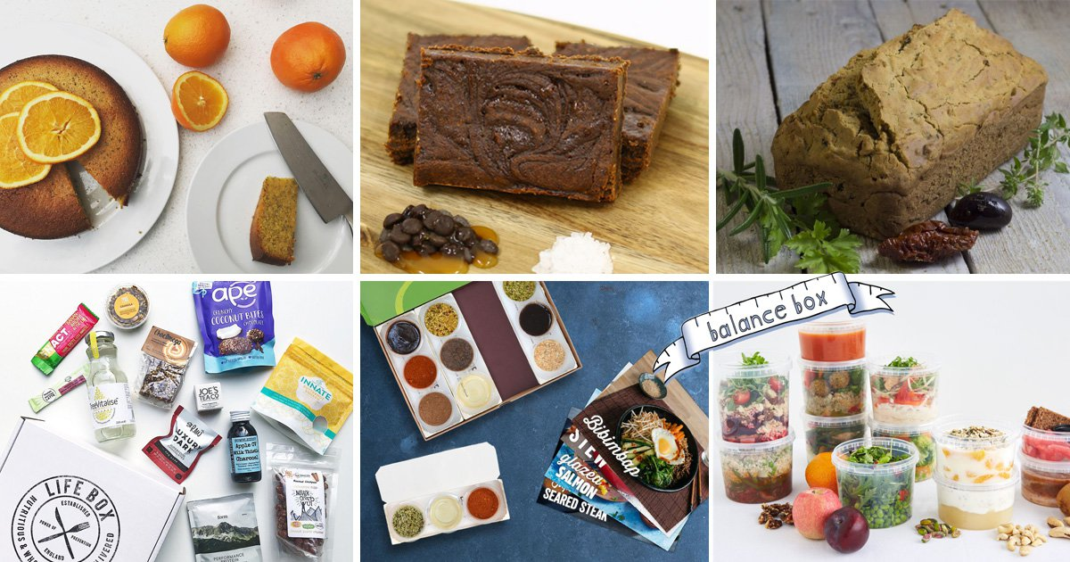The best gluten-free subscription boxes to try (Jenna Farmer)