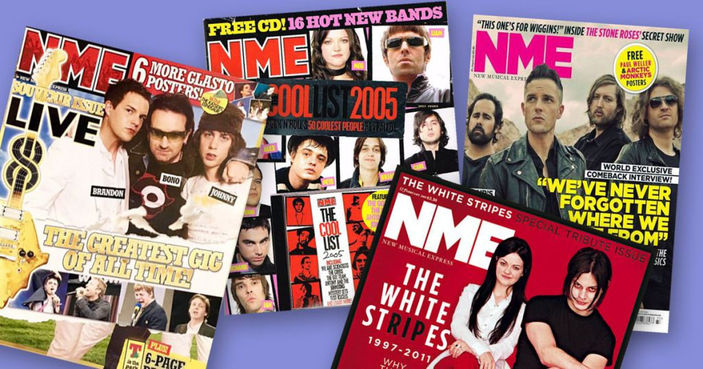 How I became the NME girl – now will what teens do?