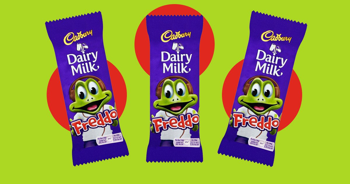 Freddos have gone down in price (but they're still not 10p)