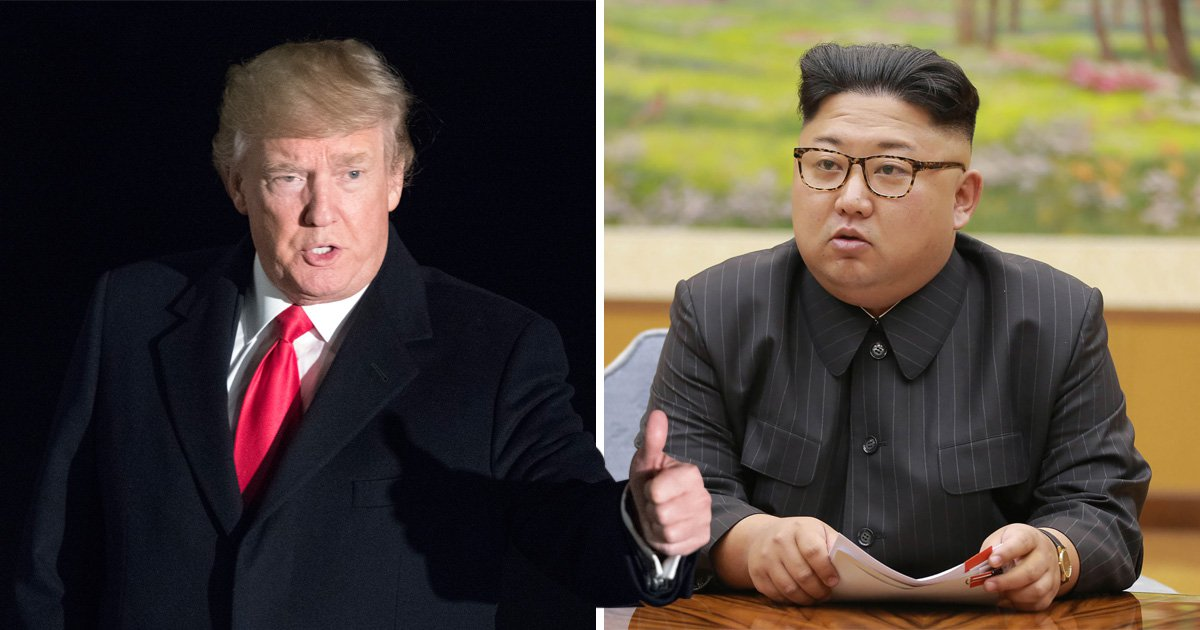 Donald Trump accepts Kim Jong-un's invitation to meet before summer