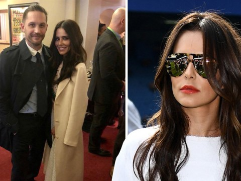 Cheryl cosies up to Tom Hardy as she 'attempts to leave Liam Payne jealous and lost for words'