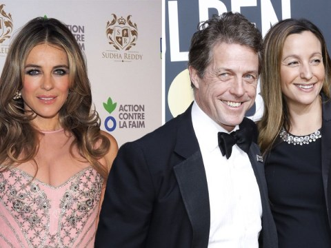 Hugh Grant has become a dad for the fifth time… announces his ex Liz Hurley