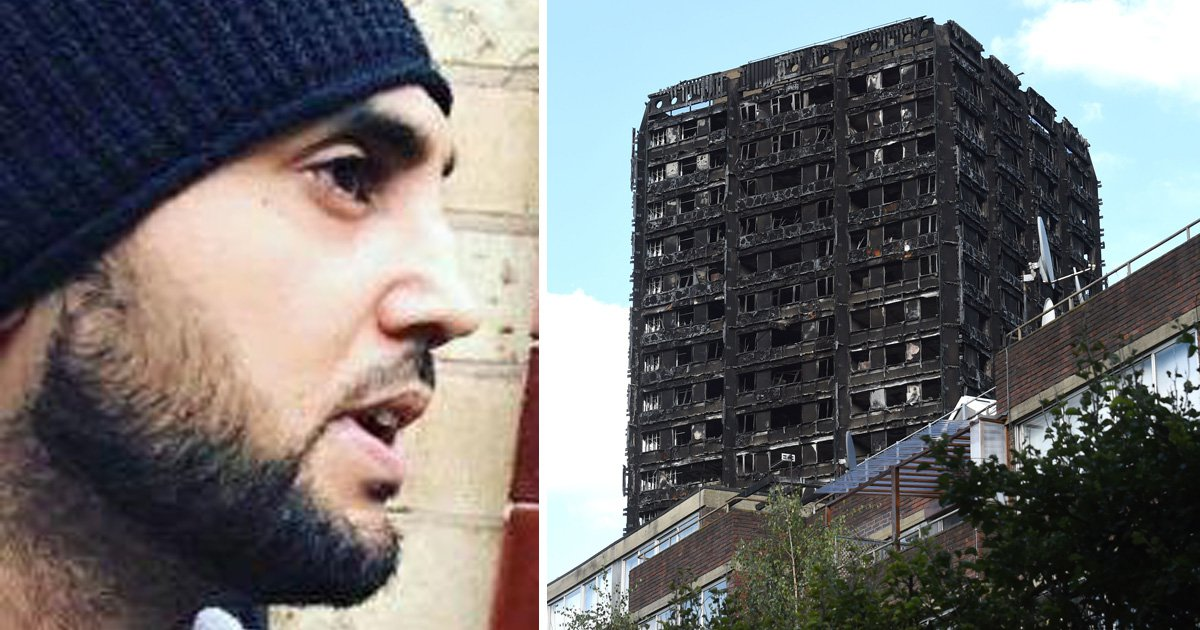Entire family of 15 claimed they were living in Grenfell Tower during fire