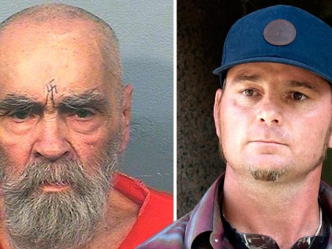 Charles Manson's body handed over to grandson after court battle