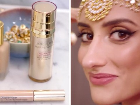 Estee Lauder just got its first Indian Global Ambassador for its Double Wear foundation