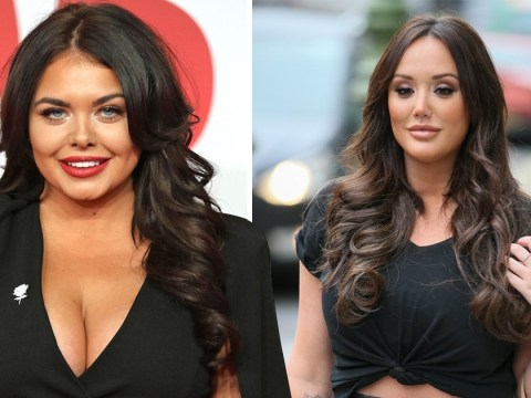 Charlotte Crosby hits out at Scarlett Moffatt over 'sham DVD' and Swiss boot camp: 'I don't starve myself'