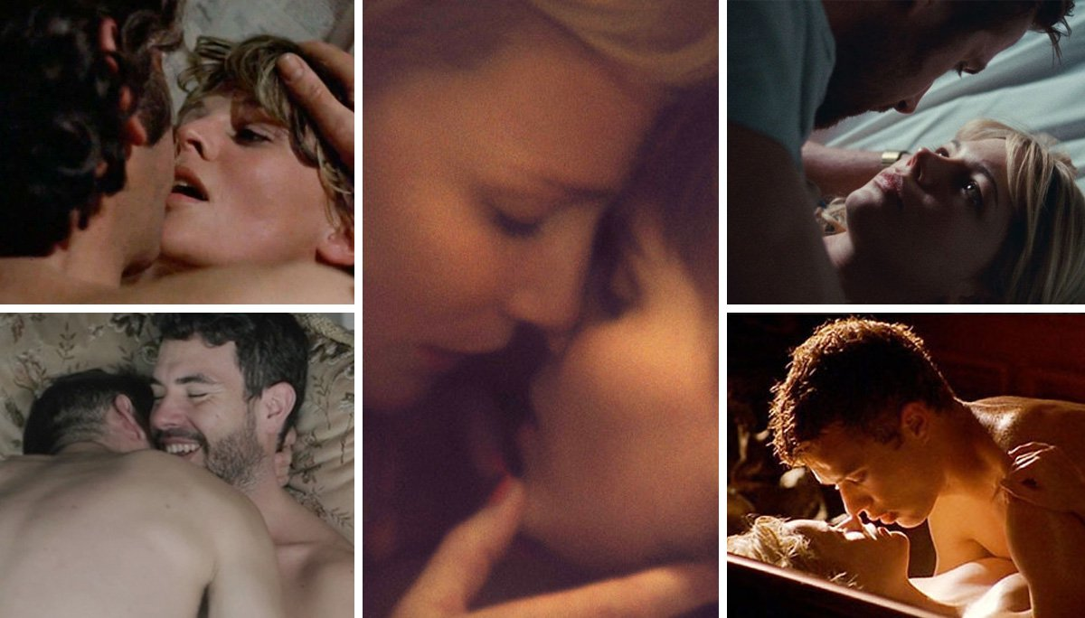 The 10 hottest movie sex scenes of all-time
