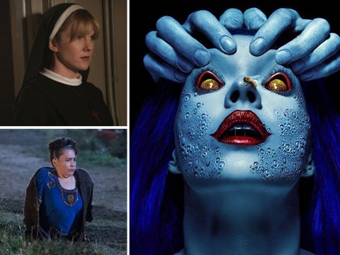 Has the theme for the new American Horror Story just been revealed?