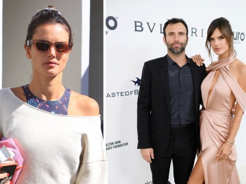 Victoria's Secret angel Alessandra Ambrosio 'splits from fiance after 10 year engagement'