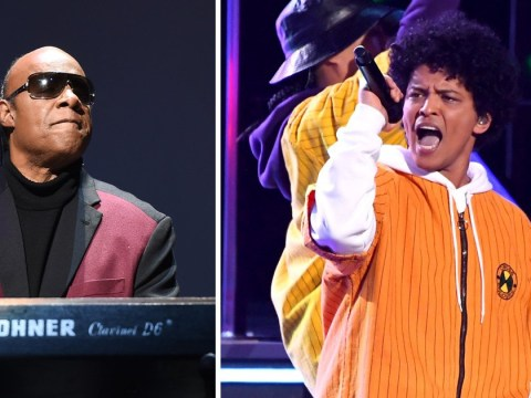 Stevie Wonder defends Bruno Mars calling cultural appropriation debate 'bullsh*t'