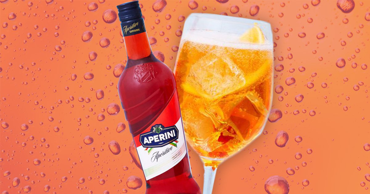 Aldi is selling its own version of Aperol for £6.99