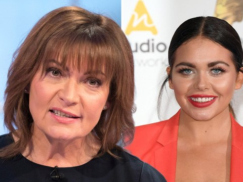 Lorraine Kelly takes a swipe at Scarlett Moffatt over 'sham' fitness DVD